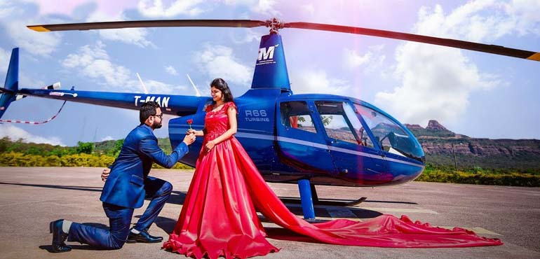 Wedding Helicopter Service in Kapurthala