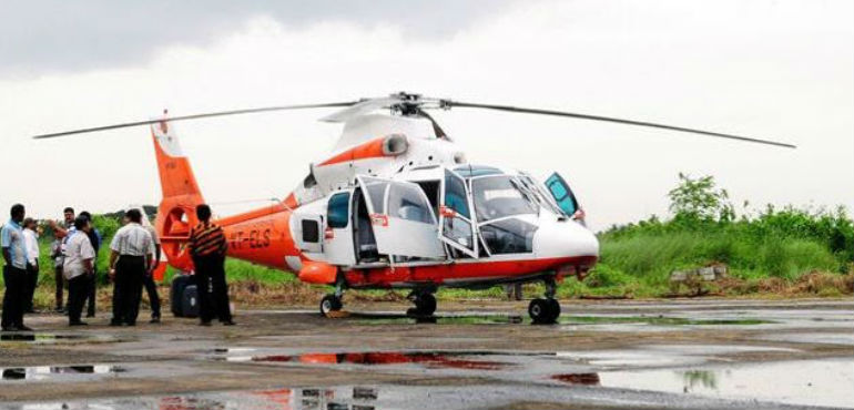 Book Helicopter for Joy Ride in India